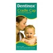 Dentinox Cradle Cap Shampoo - 125Ml