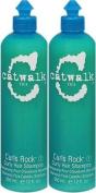 TiGi Catwalk Curls Rock (1) Curly Hair Shampoo, 12.0 Fl. Oz. / 350 mL. each