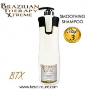 BTX BRAZILIAN THERAPY XTREME SMOOTHING SHAMPOO daily usePOST-TREATMENT PINA COLADA 960ML 32 fl oz