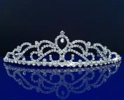 SparklyCrystal Bridal Wedding Tiara Crown 52788