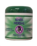 Better Braids Herbal Firm Hold Gel 180ml
