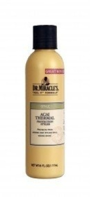 Dr. Miracle's Acai Thermal Protection Styler, Style, 180ml