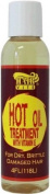 Hot Oil Treatment with Vitamin E