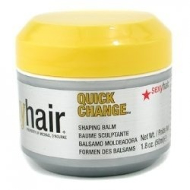 Short Sexy Hair Quick Change Shaping Balm - Sexy Hair Concepts - Short Sexy Hair - Hair Care - 50ml/1.8oz