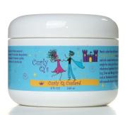 Curly Q's Curly Q Custard Medium Curl Styling Cream, 240ml Jar