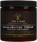 As I Am Double Butter Rich Daily Moisturiser, 240ml