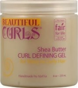 Beautiful Curls Curl Defining Gel for Wavy to Curly Hair -- 240ml
