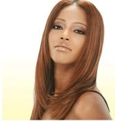 MILKYWAY HUMAN HAIR QUE YAKY WEAVE 25cm #1B