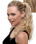 Hairdo 46cm Wrap Around Pony Beach Curl Pony Hair Extension R29S Glazed Strawberry/Red Blonde