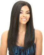 Janet Collection Remy Hair Weave Janet Collection Prestige One Alco Remy Yaky [25cm ] #1b