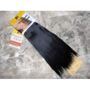Sensationnel Silky Straight Human Hair Extensions 25cm