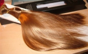 St-br 11 True Brown Elite Professional Clip-on Hair Extensions By Herstyler
