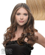 Tru2Life Styleable Extensions - 60cm Wavy Clip In Extension - R25-Ginger Blonde/Medium Gold Blonde
