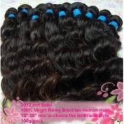 Mixed length 50cm 60cm 60cm Loose Wave Brazilian Virgin Remy Human Hair Weave Weft 3 Bundles 300 Grammes Unprocessed Natural Colour Extensions 100% Brazilian Human Hair Extensions