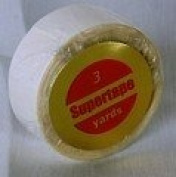 Supertape 1.3cm X 3 Yard Roll Tape Non Glare Lace Wig
