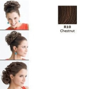 Put On Pieces Stylemaker Hair Wrap Chestnut