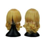 SureWells Nice wigs Hetalia APH,Black Butler,TouhouProject Cosplay Costume Wig
