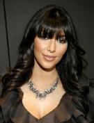 18'' Kim Kardashian Style Lace Wig Virgin Remy Hair