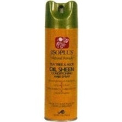 Isoplus Natural Remedy Tea Tree & Aloe Oil Sheen Conditioning Spray 210ml