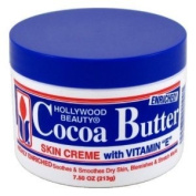 Hollywood Beauty Cocoa Butter with Vitamin-E 220ml