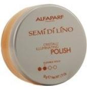 Styling Haircare Semi Di Lino Cristalli Illuminating Polish Flexible Hold 50ml By Milano