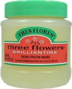 TRES FLORES Three Flowers Brilliantine Pomade 100ml/99g
