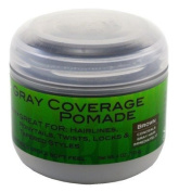 Grey Coverage Brown Pomade 120ml Jar