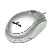 MANHATTAN 176910 MH1 Mini Optical Mouse