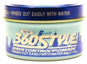 Lustre's 360 Style Wave Control Pomade 90ml