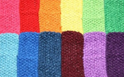 7cm Crochet Headband Variety Pack in Bright Colours