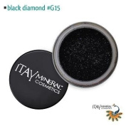 Itay Beauty Mineral cosmetic face and body glitter Colour Black Diamond G15
