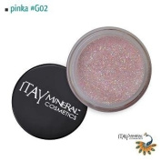 Itay Beauty Mineral cosmetic face and body glitter Colour Pinka G02