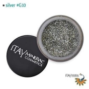 Itay Beauty Mineral cosmetic face and body glitter Colour Silver G10