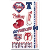 Philadelphia Phillies Temporary Tattoos