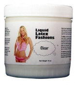 Ammonia Free Liquid Latex Body Paint - 950ml Clear