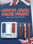 Union Jack Face Paints - Ideal For Parties The Queens Jubilee etc...