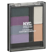 New York Colour Individualeyes Custom Compact, Bryant Park for Blue Eyes, 0ml