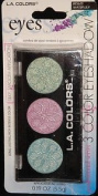 L.a. Colours Eyeshadow Bes625 Water Lily