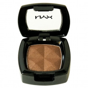 NYX Single Eye Shadow, Golden,2.5 g