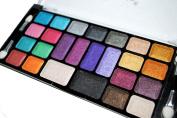 25 Elegant Matte Style Eyeshadow Colours Set Makeup