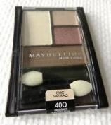 Maybelline Expert Wear Eyeshadow Quad 40Q Flawless Nude