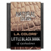 L.A. Colours Little Black Book Eyeshadow 73695 Natural