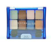 MAYBELLINE EXPERT WEAR EYE SHADOW, EYE ON THE PRIZE, 8 colours.