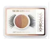 Khroma Beauty by Kourtney, Kim and Khloe Kardashian - Side Long Glance Lashes and Eye Shadow Duo Palette
