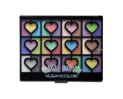 KleanColor OMG! Eyeshadow Colour Palette #2 Momentum 36 Colours Makeup Eye Shadow