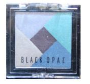 Black Opal Mineral Brilliance Eyeshadow Mosaic Caribbean Blue