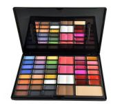 Lady De 41 colours bold & bright traveller size eye shadow pallette make-up kit By Cameo