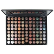 Blush Professional 88 Colour Hot Earth Eyeshadow Palette
