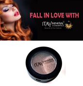 "ITAY Beauty Pressed Mineral Eye Shadow (2.5g) #23cm Marvel"" + A-viva Nail Buffer"