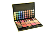 Shany 6100-B 72 Colour Compact Size Carry-On Eye Shadow Make Up Cosmetic kit